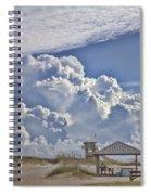 Cloud Merge Spiral Notebook