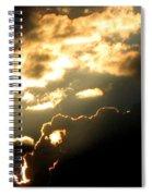 Cloud Nine 12 Spiral Notebook