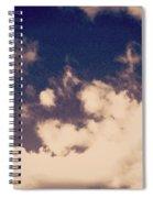 Clouds-2 Spiral Notebook