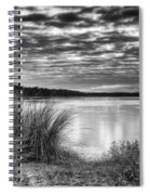 Clouds In The Lowcountry Spiral Notebook