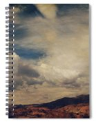 Clouds Please Carry Me Away Spiral Notebook