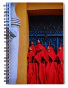 Club Colombia Spiral Notebook