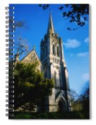 Co Carlow, Myshall Church Dedicated To Spiral Notebook