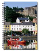 Co Cork, Kinsale Spiral Notebook