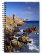 Co Dublin, The Bailey Lighthouse Spiral Notebook