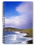 Co Kerry - Dingle Peninsula, Dunmore Spiral Notebook