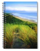 Co Kerry, Castlegregory Sandunes Spiral Notebook