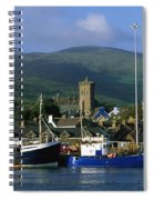 Co Kerry, Dingle Harbour Spiral Notebook