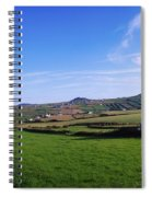 Co Kerry, Dingle Peninsula, Dunquin Spiral Notebook