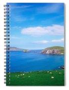 Co Kerry, Dingle Peninsula, Slea Head & Spiral Notebook