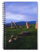 Co Kerry, Ireland, Stone Circle Spiral Notebook