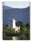 Co Kerry, Killarney, Ross Castle Spiral Notebook