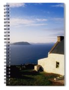 Co Kerry, Near Ballinskelligs, With Spiral Notebook