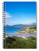 Co Kerry, Ring Of Kerry, Castlecove Spiral Notebook