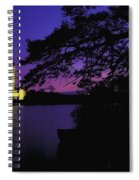 Co Kerry, Ross Castle, Killarney Spiral Notebook