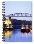 Co Louth, Drogheda And River Boyne Spiral Notebook