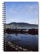 Co Mayo, Achill Sound Spiral Notebook