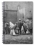 Coal Line, Nyc; 1902 Spiral Notebook