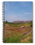 Coal Region Spiral Notebook