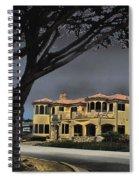 Coastal Architecture One Spiral Notebook