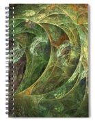 Coastal Breeze Spiral Notebook