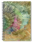 Coastal Cosine Gem  Spiral Notebook