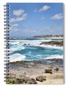 Coastal Kauai Spiral Notebook
