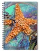 Coastal Life I Spiral Notebook
