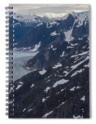 Coastal Range Awakening Spiral Notebook