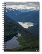 Coastal Range Tranquility Spiral Notebook