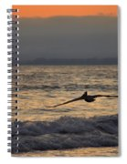 Coasting Spiral Notebook