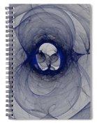 Cobalt Spiral Notebook