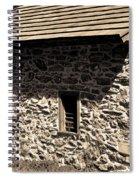 Cobblestone Spiral Notebook