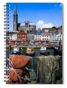 Cobh, Co Cork, Ireland, Cobh Cathedral Spiral Notebook
