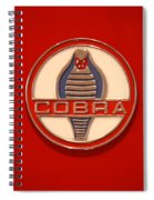 Cobra Emblem Spiral Notebook
