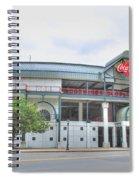Coca Cola Field  Spiral Notebook