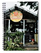 Coconut Glen's Non-dairy Ice Cream Spiral Notebook