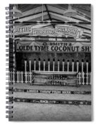 Coconut Shy 2 Spiral Notebook
