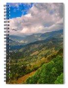 Cocora Valley Spiral Notebook