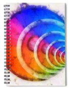 Code Of Colors 8 Spiral Notebook