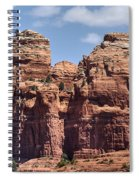 Coffee Pot Rock Formation Spiral Notebook