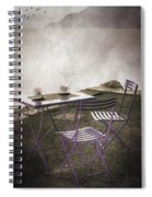 Coffee Table Spiral Notebook