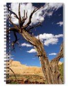 Cohab Canyon Overlook Spiral Notebook