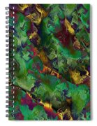 Coherent States Spiral Notebook