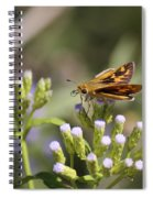 Coiled Feeding Tube Spiral Notebook