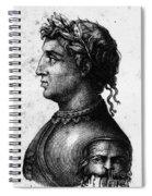 Cola Di Rienzo (1313-1354) Spiral Notebook