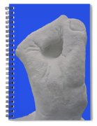 Cold Hands Spiral Notebook