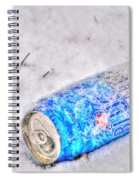 Cold One Spiral Notebook