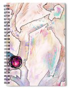 Cold Places Spiral Notebook