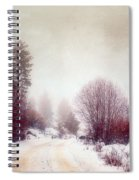 Cold Road Spiral Notebook